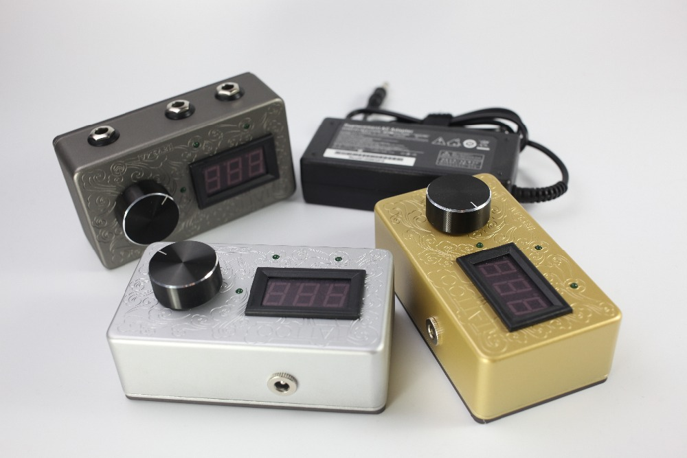 Professional carving power supply Kit With 1pcs Foot Pedal Switch 1pcs Clip Cord Free Shipping