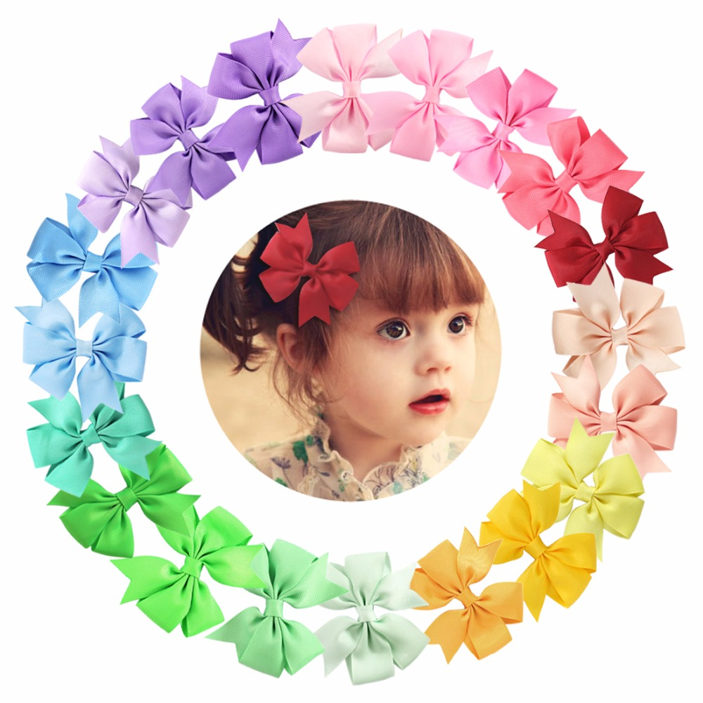 8pcs/lot Baby Girl Toddler Hair Bows Alligator Clip Grosgrain Ribbon Headband Infant Headband Lace Hairband Flower Headdress lace chiffon flower headband vintage headband baby headband lace headband