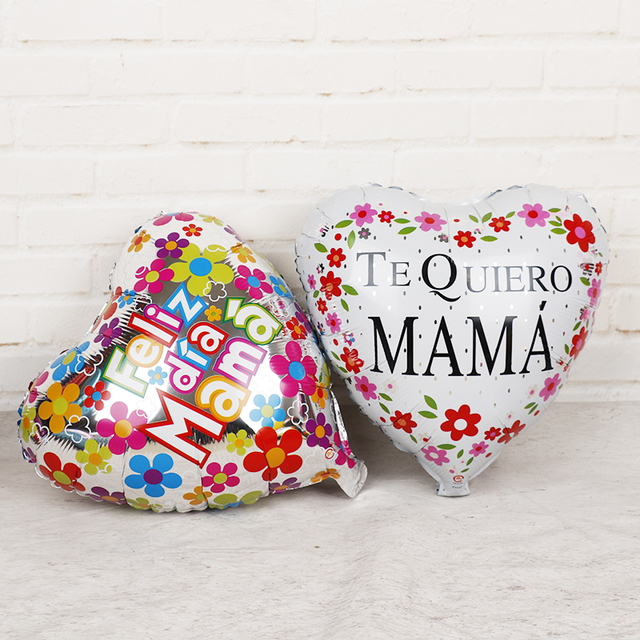 heart Spanish Te amo mama  Mother Days Gifts 4