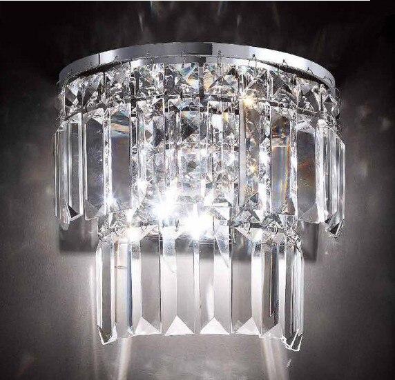ФОТО FREE SHIPPING Fashion crystal wall lamp bedside wall lamp modern lighting PENDANT LAMP
