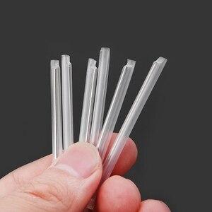 Image 5 - 1000 adet tek çekirdekli 60mm bağlayıcısız elyaf özel Fiber ısıyla daralan tüp konektörü