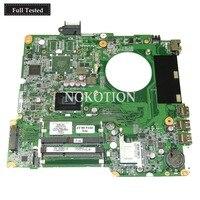 NOKOTION 737982 501 737982 001 DA0U81MB6C0 for HP Pavilion 15 15T 15 N 15T N Intel HM76 with i3 3217U Motherboard HM76 DDR3|Laptop Motherboard| |  -