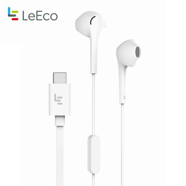 US $11 51 52% OFF|Letv LeEco CDLA Type C Earphone Digital Wired Control  Lossless Audio Earbuds Headset with Mic for Leeco Max 2 le Pro  Smartphone-in