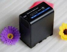 BP-U60 U60 BPU60 BP 5200 mah Li-ion Bateria para Filmadoras Sony PMW 300 EX1 EX1R EX3 EX260 EX280 EX160 EX3R F3 FS7 PHU-60K