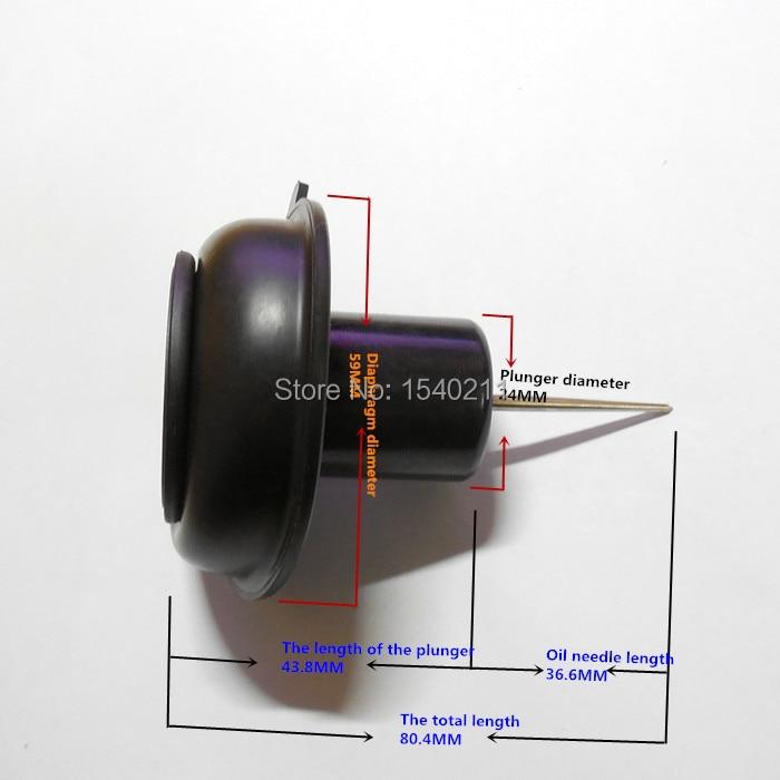 HMHonda motorkerékpár 24MM Kide karburátor vákuumdiafragma - Motorkerékpár tartozékok és alkatrészek - Fénykép 3
