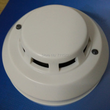 smoke alarm 12/24v relay output 4 wire smoke detector with NO/NC Optional alarme