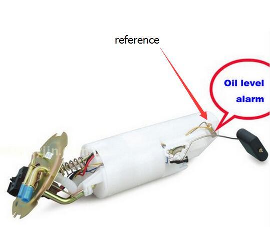 Promotion Best Quality Automotive Fuel Oil Level Sensor Fuel Pump Alarm Sensor NTC Thermistor