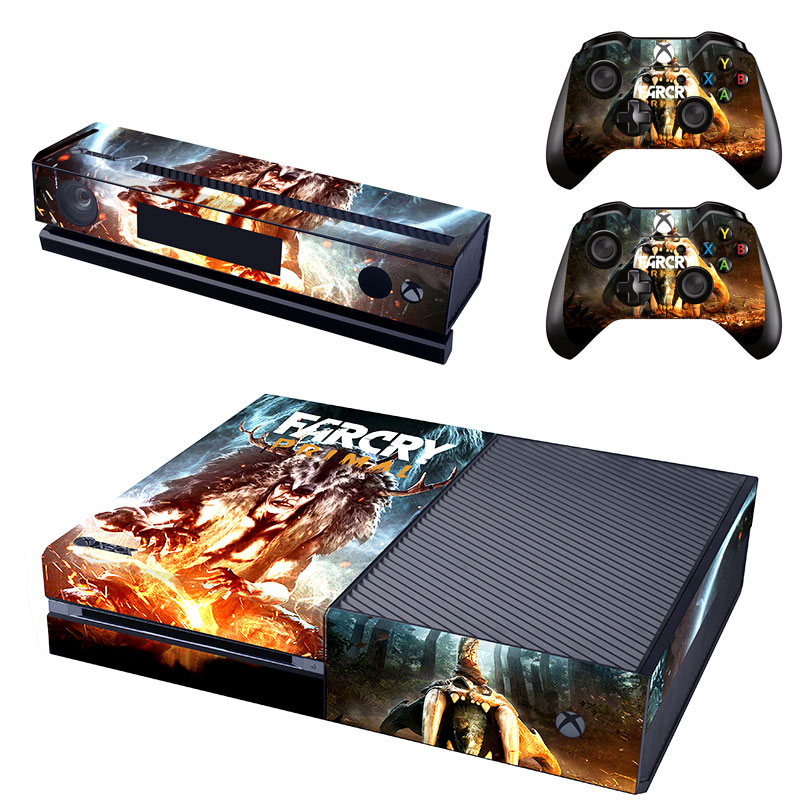 Gow 210 Vinyl Decal Cover Skin Sticker For Xbox360 Slim And 2 Controller Skins Punctual Timing Video Games & Consoles Video Game Accessories