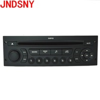 JNDSNY RD45 car radio CD player supports Bluetooth AUX USB MP3 for Citroen C3 C4 C5 Peugeot 207 206 307 308 807