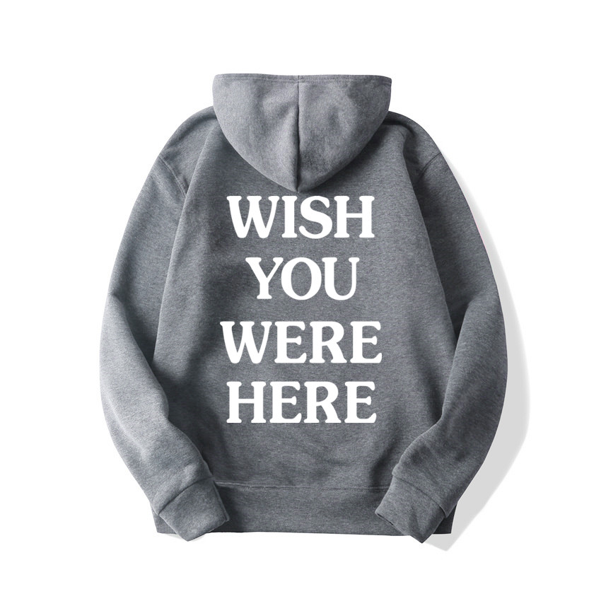TRAVIS SCOTT ASTROWORLD WISH YOU WERE HERE HOODIES fashion letter ASTROWORLD HOODIE streetwear Man woman Pullover Sweatshirt 19