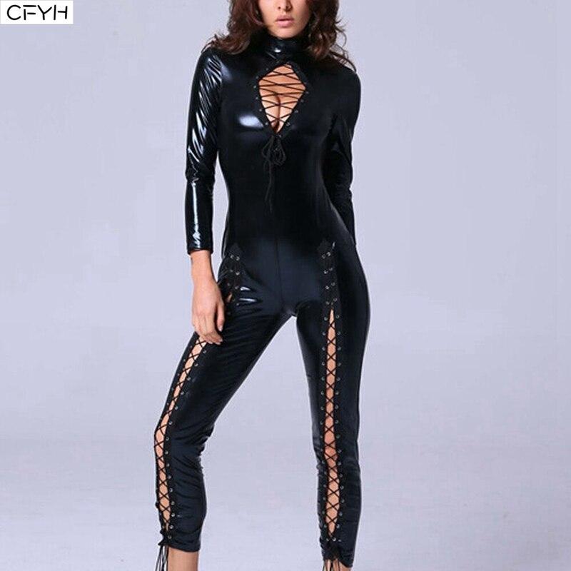 Erootiline lateksisarnane kostüüm