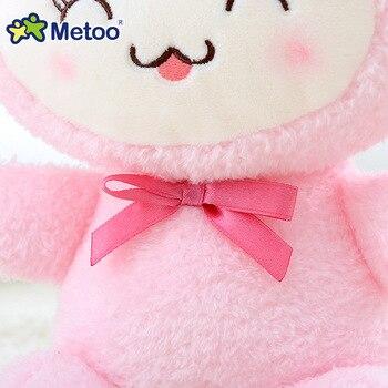 Мягкие игрушки для девочек Metoo 5