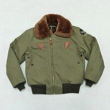 BOB DONG veste de vol pour hommes, uniforme militaire de la Force aérienne USAF, Bomber B15 B 15A