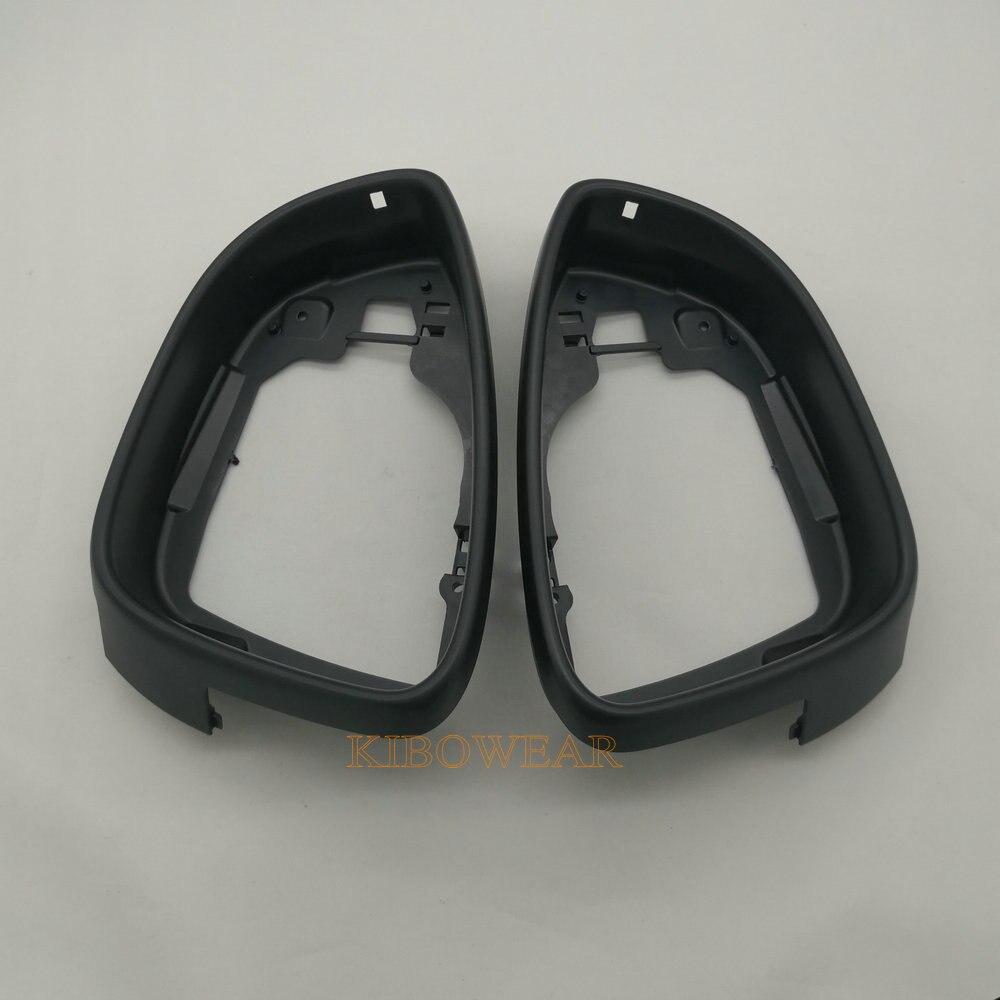 Replacement Side Wing Mirror Housing Frame Trim for VW Scirocco MK3 Passat B7 Jetta MK6 CC Beetle EOS Указатель поворота