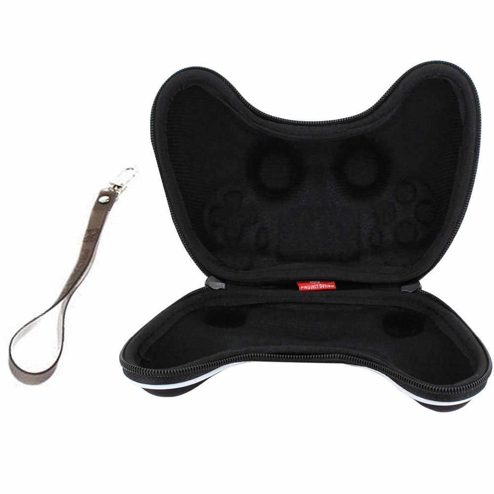 Игровые аксессуары защитный Путешествия Carry сумка чехол аксессуар для игровая приставка Сони 4 PS4 геймпад ж/ремешок