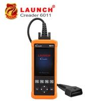 Launch Creader 6011 OBD2/EOBD диагностический сканер с abs и srs Системы диагностические функции