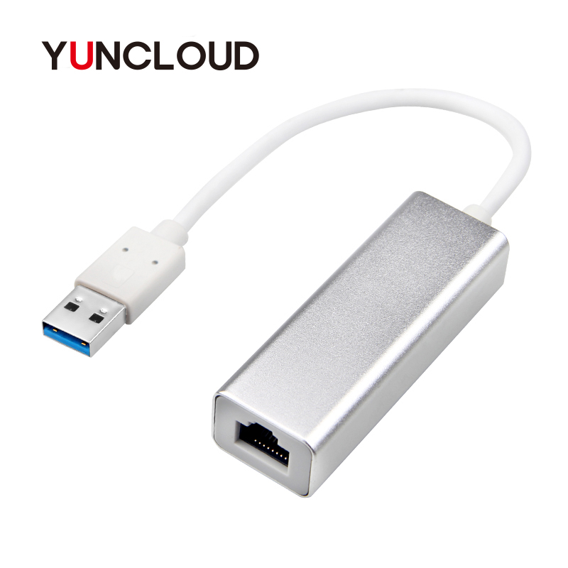USB 2.0 to Lan Ethernet RJ45 External Network Adapter Cable Card Fashion Laptop