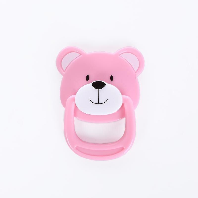 20 pcs / lot / fine bear magnetic dummies for reborn Children/'s dolls handmade DIY nipple magnet nipples