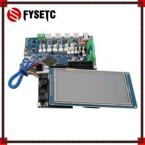 "Image 5 - Duet 2 Wifi V1.04 โคลน DuetWifi ขั้นสูง 32 Bit Electronics 4.3 ""5"" 7 ""PanelDue หน้าจอสัมผัสคอนโทรลเลอร์สำหรับ BLV MGN Cube"