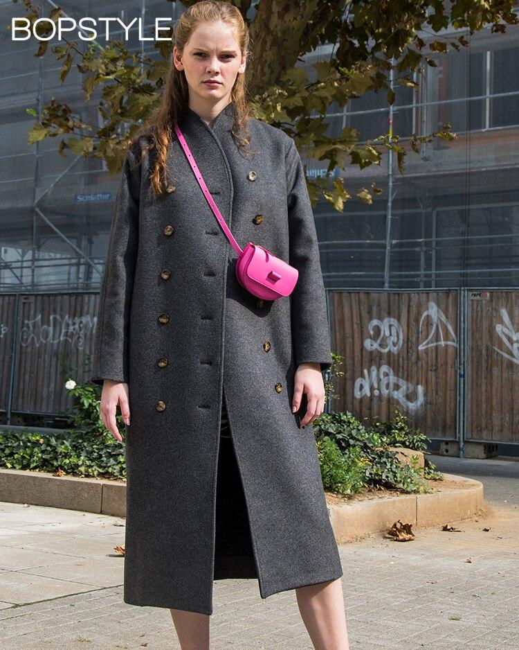hot sales f71b7 d7293 Derni-res-Noir-Gris-De -Laine-Serg-Forme-Ronde-Silhouette-Long-Manteau-Outwear-Avec-Col-montant.jpg
