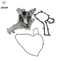 BTAP New Water Pump and Gaskets For Mercedes Benz W203 W211 W163 C CLK E ML S SL SLK 1122000201 1122000401 1122001101 1122001401