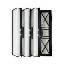 4 قطعة مكنسة كهربائية مرشحات فلتر هيبا لنيتو بوتافاك متصل D3 D5 D7 & بوتافاك D سلسلة D75 D80 D85 & all 70e 75 80 85 فلتر