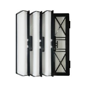 Image 1 - 4 adet elektrikli süpürge filtreleri HEPA filtre Neato Botvac bağlı D3 D5 D7 ve Botvac D serisi D75 D80 d85 ve tüm 70e 75 80 85 filtre