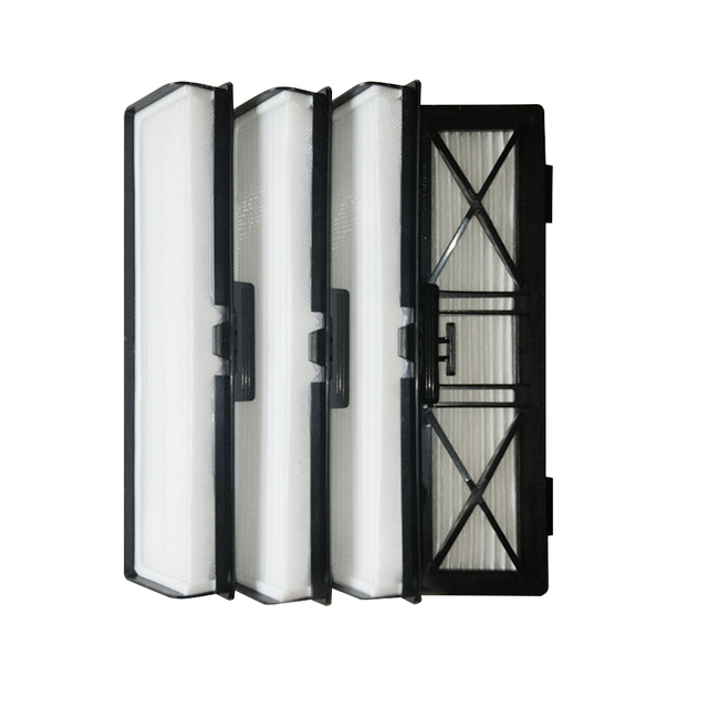 4pcs Vacuum Cleaner Filters HEPA Filter for Neato Botvac Connected D3 D5 D7&Botvac D Series D75 D80 D85&all 70e 75 80 85 Filter