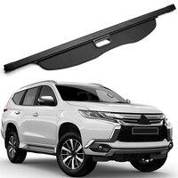 For Mitsubishi Pajero SPORT / Montero SPORT / Shogun Sport 2016 2017 2018 Black Car Rear Trunk Cargo Shade Cover Security Shield