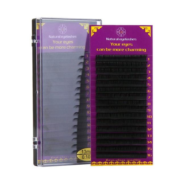 1 случаях curl JBCD, высокое качество искусственные ресницы, отдельные ресницы, натуральные ресницы, Поддельные Накладные ресницы