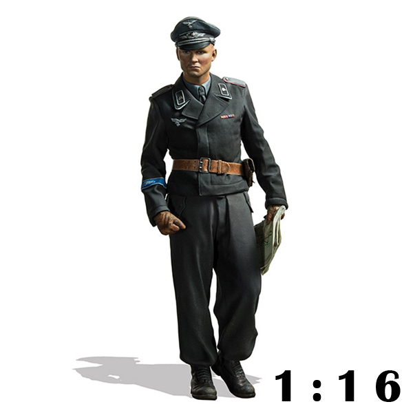 Assembly Unpainted Scale 1/16 120mm German army Panzer soldier 120mm figure Historical WWII Resin Model Miniature Kit assembly unpainted scale 1 10 man of the african legion soldier bust figure historical wwii resin model free shipping