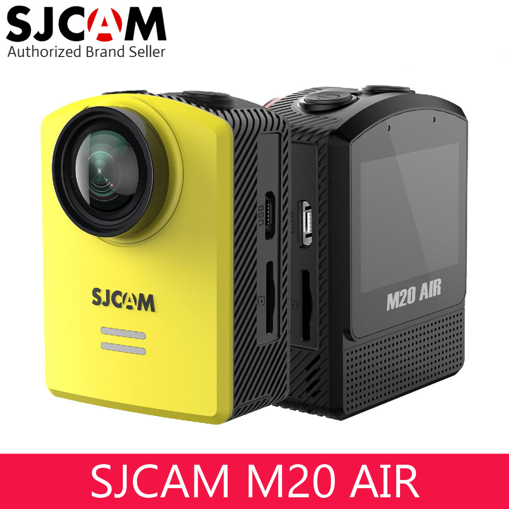 Original SJCAM M20 AIR MINI caméra d'action sportive 1080 P Full HD WIFI 1.5
