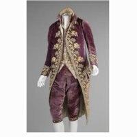 1860s Vintage Men's Costumes Victorian Gothic/Civil War Southern Belle Gown Suits Anne 4