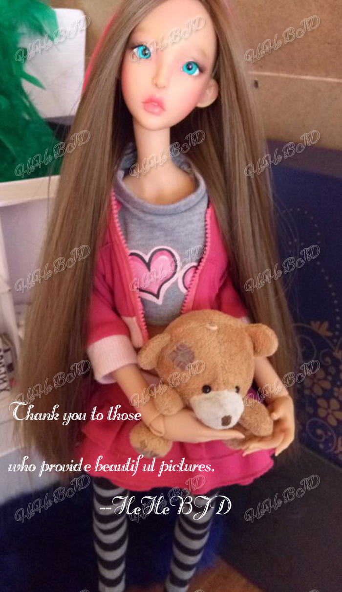 Resin bjd 1 3 Doll Ellana beautiful female doll free eyes including heels hot bjd