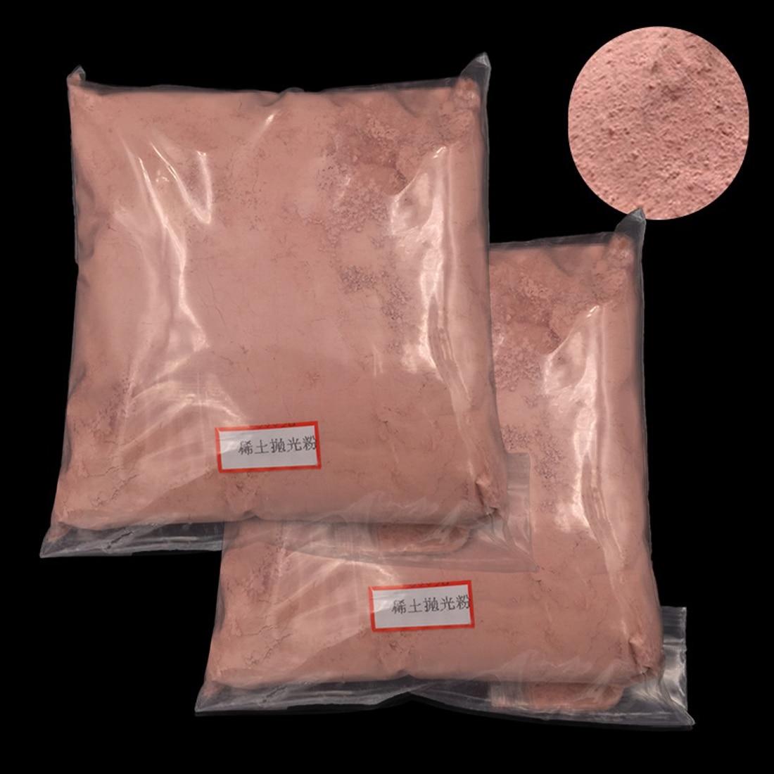 BU-Bauty  50g 100g 200g Glass Polishing Powder Oxide Cerium Composite Powder For Car Windows Car Polishing Tool