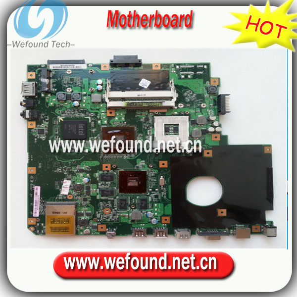 ФОТО 100% Working  Laptop Motherboard for asus N51VN Mainboard full 100%test