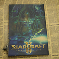 5 Sizes Starcraft Game Home Furnishing decoration Kraft Game Poster Drawing core Wall stickers