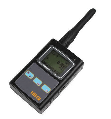 Gsm Alarm System Signal Detector Mini Wireless Portable Handheld Frequency Counter 10hz-2.6ghz IBQ102 Wide Range