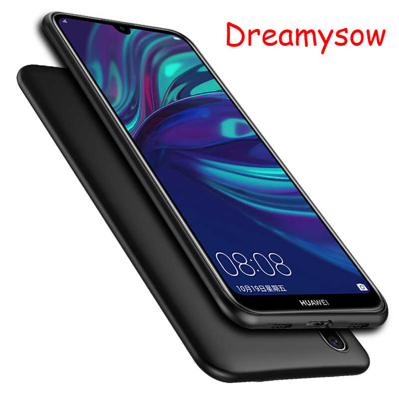 Matte PC Case for Huawei P Smart Z 2019 Mate 20 P9 P10 P20 Pro Lite Nova 5 3 3i Ultra Thin Hard Case Honor 10 Lite 8X Play Cover