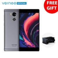 Vernee Apollo смартфон Helio X25 Deca Core 5,5 2 К дисплей 4G RAM 64g ROM 21.0MP сотовые телефоны 4G LTE VR мобильный телефон Android 6,0