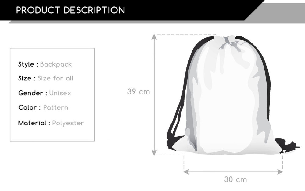 0 simple backpack aliexpress size