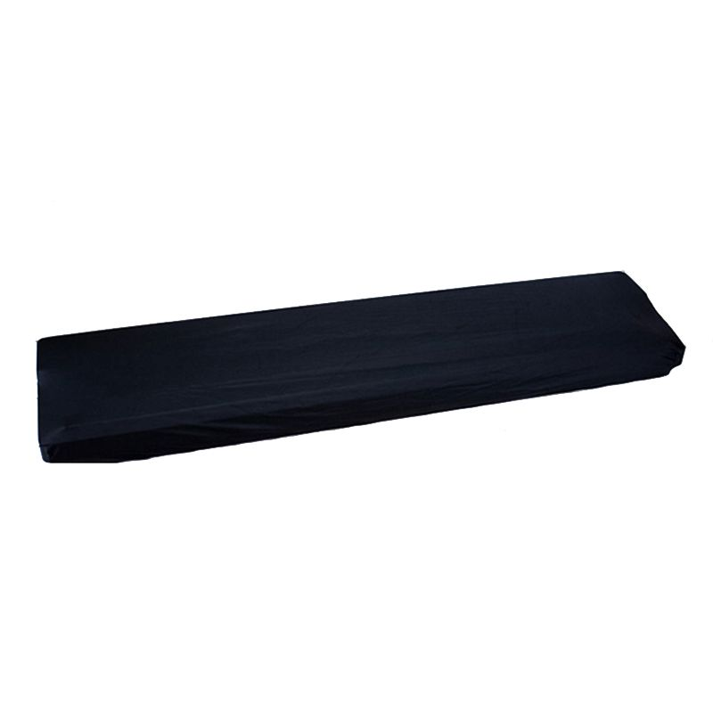 FLGT-Stretchable Keyboard Dust Cover For 61 & 76 Key-keyboard: Best For All Digital Pianos & Consoles - Adjustable Elastic Cor