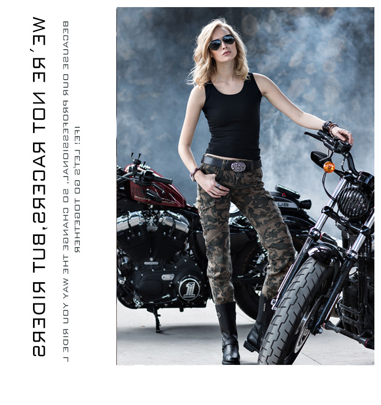 2016 The newest Uglybros MOTORPOOL UBS07 women jeans Riding a motorcycle jeans trousers women pants motor