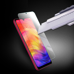 Image 4 - For Xiaomi Redmi note 7 Tempered Glass Redmi Note5 Protective Film Explosion proof Screen Protector For Xiaomi Redmi Note 6 pro