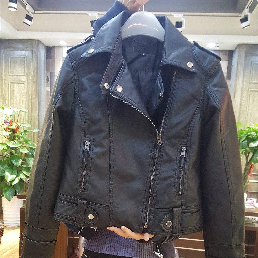 Womens Leather Jacket Sale Promotion-Shop for Promotional Womens ...
