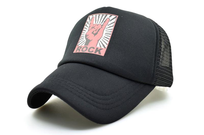 black trucker hat DSC_1645