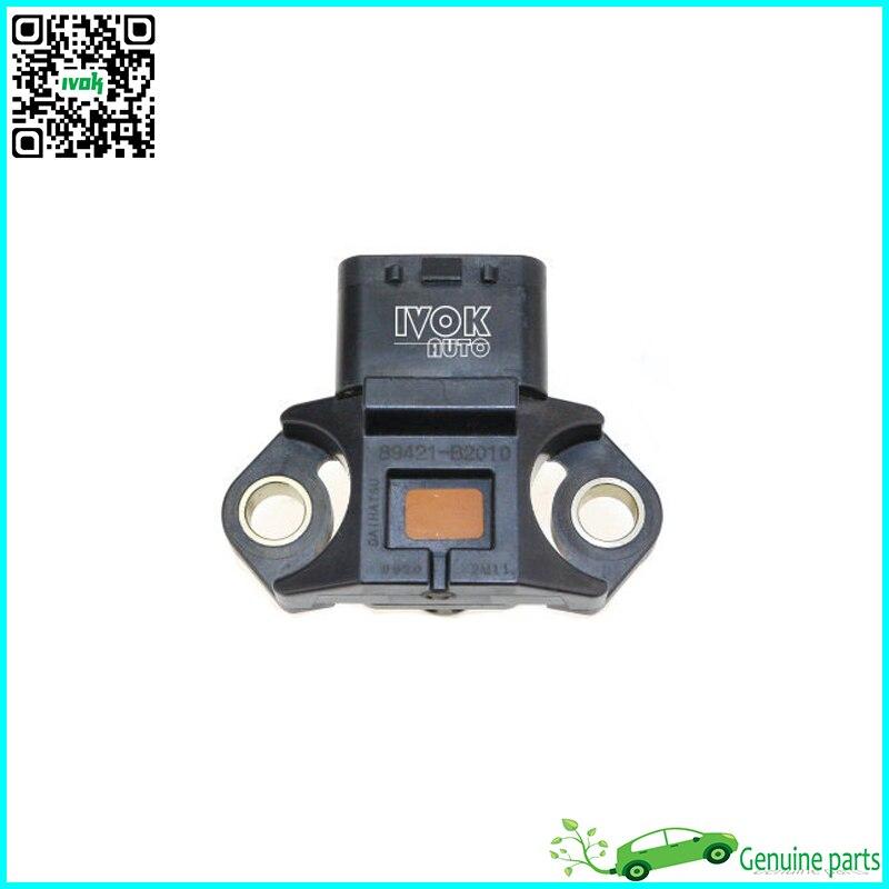 ФОТО Genuine OEM MAP Vaccum Sensor For TOYOTA Pixis space DAIHATSU Move 89421-B2010 89421B2010