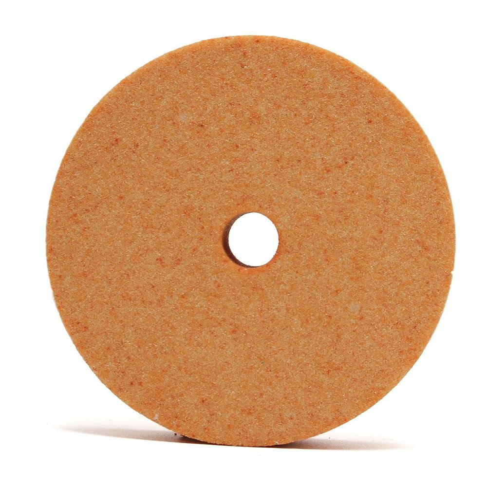 Image 2 - Top Selling 75*10*20mm 3 Inch Polishing Grinding Stone Wheel For Bench Grinders Metal Working High Quality-in Abrasive Tools from Tools