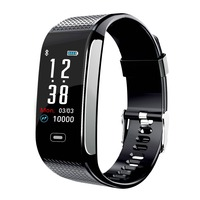 Smart Band Blood Pressure Measure Run Monitor Pedometer Watch Pulse Tracker Intelligent Bracelet Bluetooth Smart Band