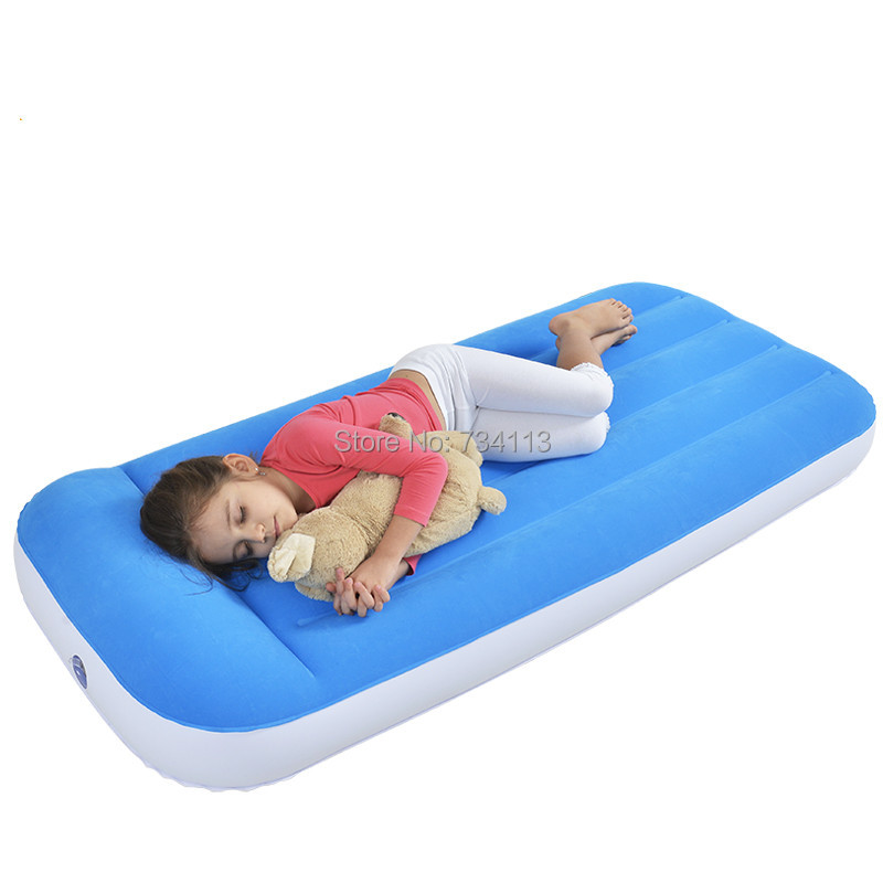 Inflatable pad bed Folding bed inflatable sofa bed, living room furniture,bedroom furniture inflatable mattress children's bed